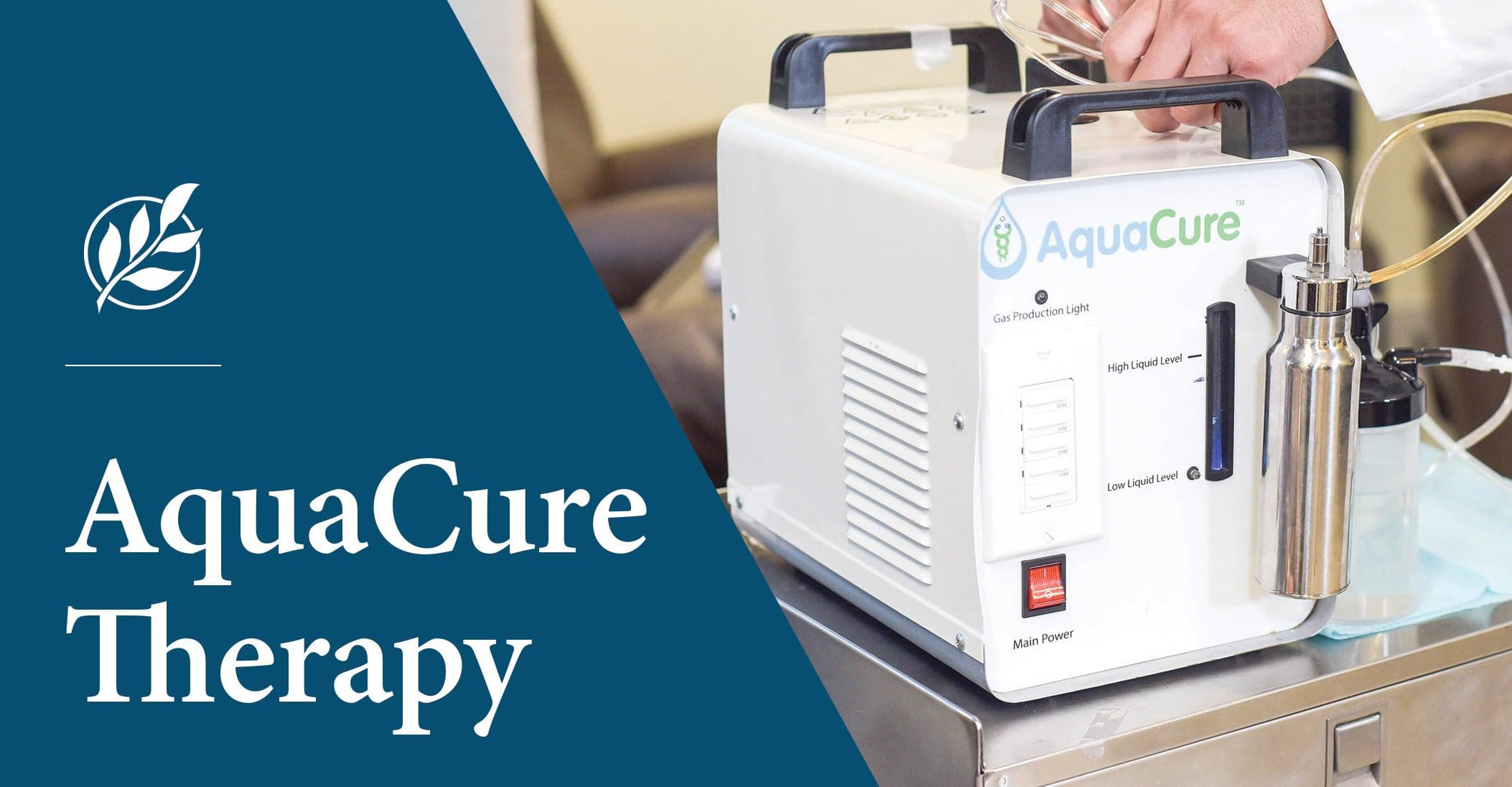 Aquacure therapy cancer california