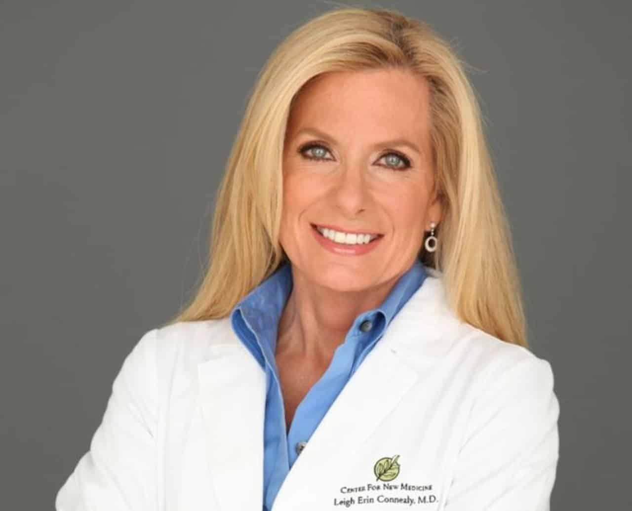 Dr. Leigh erin connealy center for new medicine