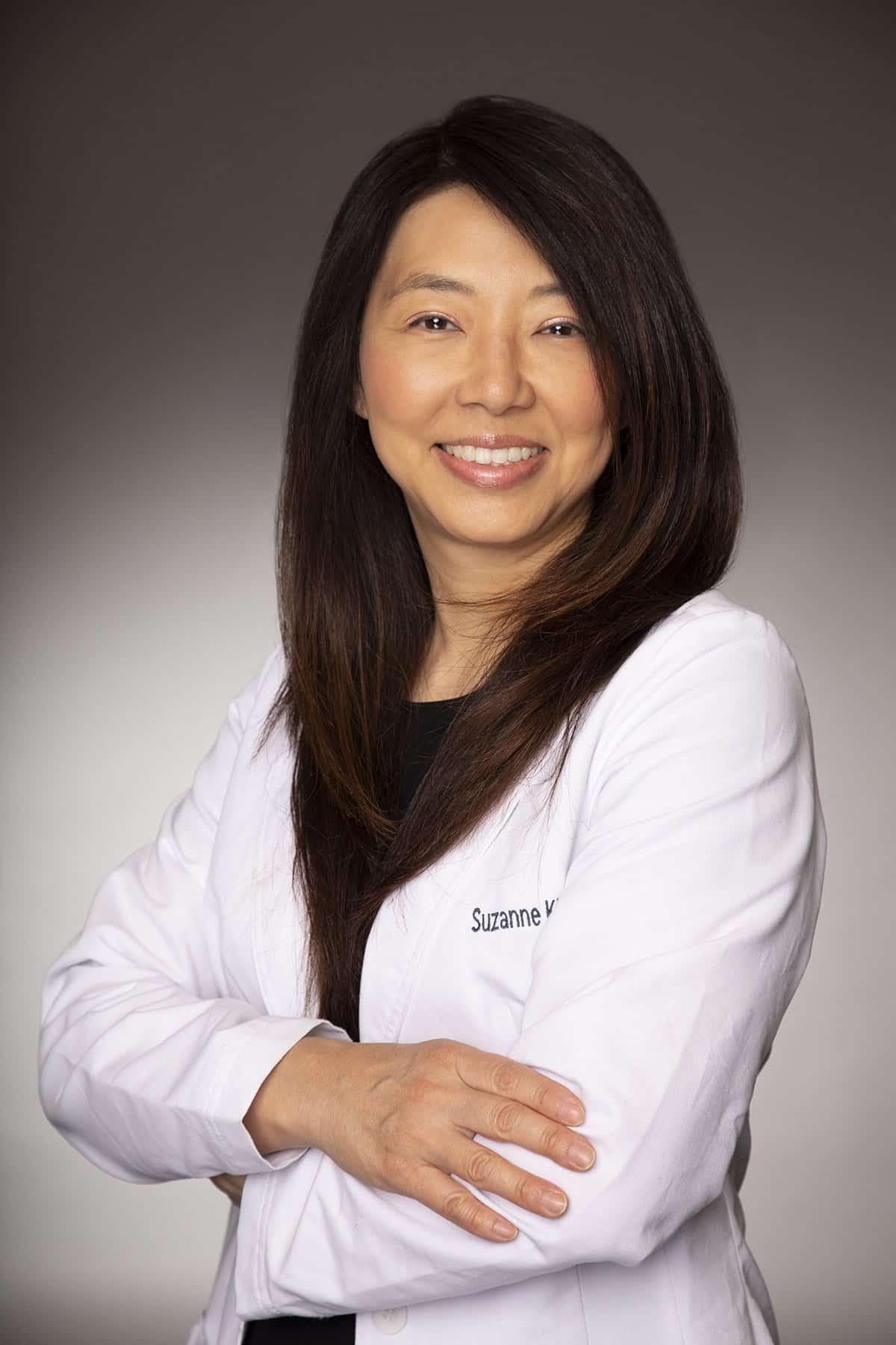 Dr. Suzanne kim irvine california