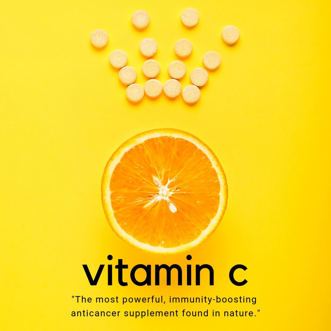 Vitamin c - cancer center for healing | irvine, ca