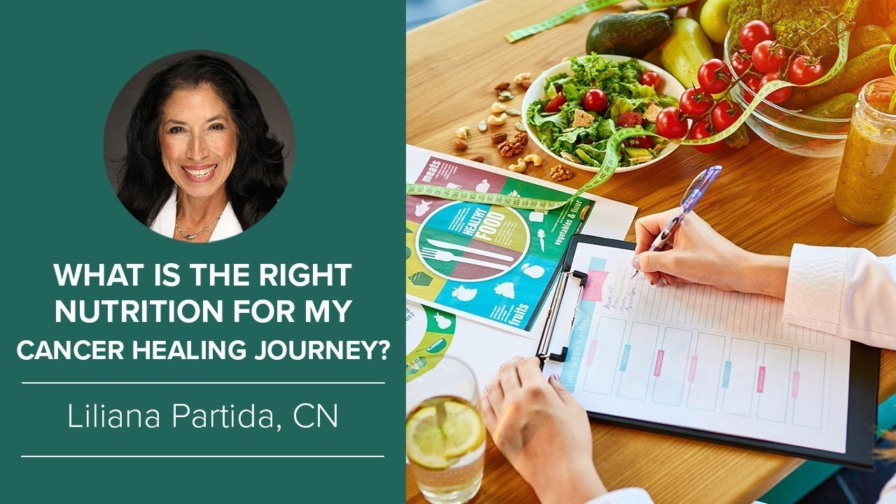 What is the right nutrition for my cancer healing journey ozgzpnlnuwe - cancer center for healing | irvine, ca